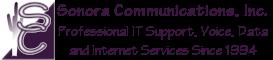 Sonora Communications, Inc.